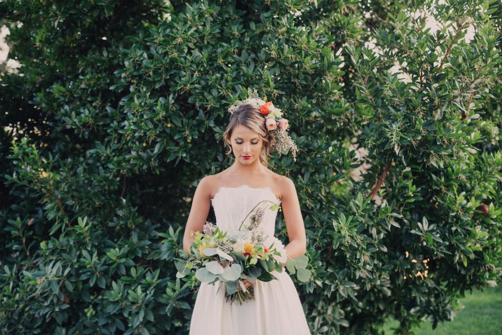 abito da sposa abruzzo